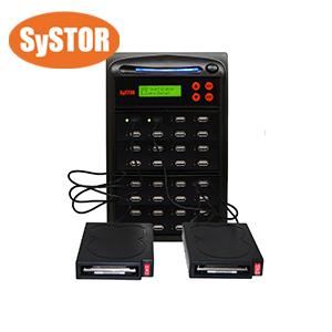 1 bis 31 Kopierstation für externe USB-Festplatten und USB-Flash-Speicherkarten