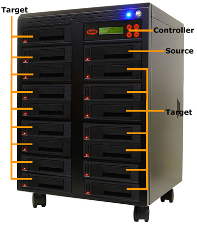 Easy operation without extra hardware, software and training are required.